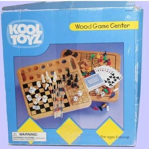 WOOD GAME CENTER